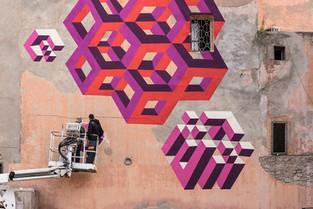 Marrakech Biennale 6th Edition: Street Art