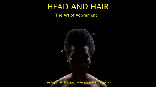 Head and Hair: Art of Adornment