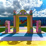 The Pleasure Garden by Baker and Borowski
