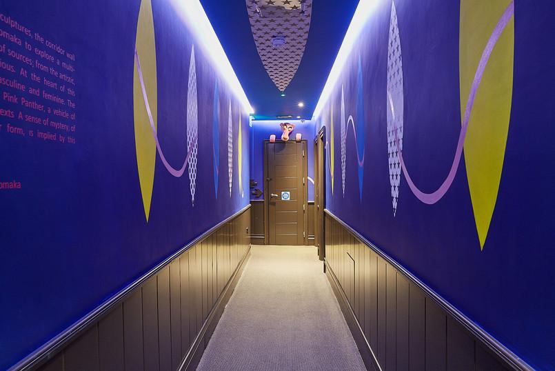 Pink Magic Corridor