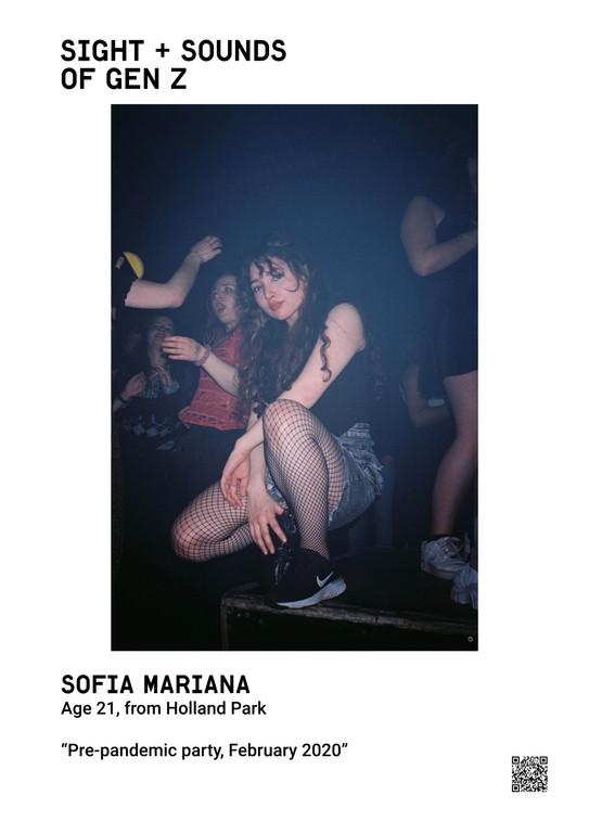 sofia mariana Age 21, from Holland Park