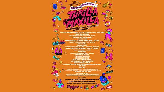 Thrilla at Maxilla