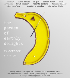 08.10.2015  |  THE GARDEN OF EARTHLY DELIGHTS