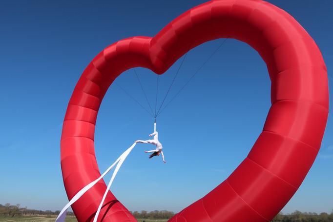 World Premier 'Love Art' by The Dream Engine launching K+C Festival.