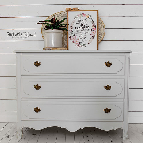 Putty 3-drawer Chest of drawers