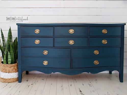 Weekend Bowfront Dresser