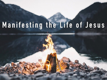 Is it Possible to Live like Jesus?