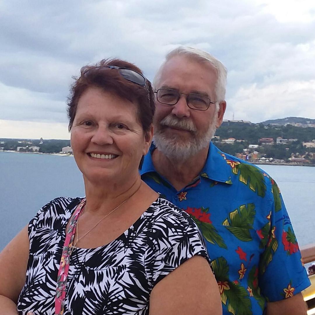 Dan & Judith Handsaker