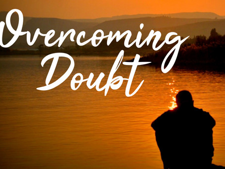 Faith Trumps Doubt and Healing Happens!