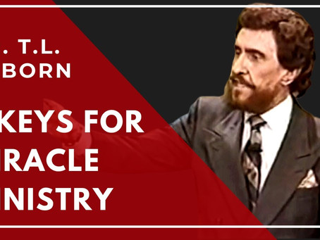 Seven Keys for Spiritual Success from TL Osborn