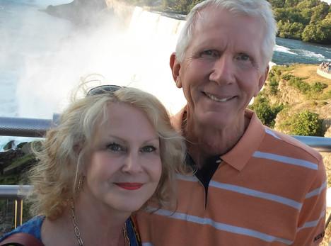 Sid and Lori Hackwell
