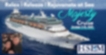 Cruise facebook event - Made with Poster