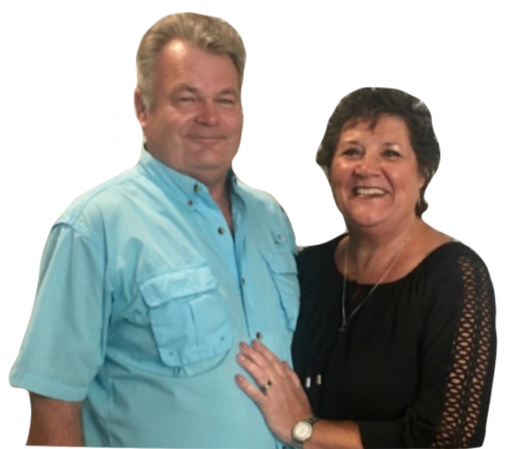 David and Patricia Lage Founders of Holy Spriit Led Ministries