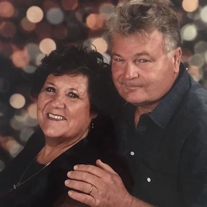 David and Patricia Lage, Fonders of Holy Spirit Led Ministries