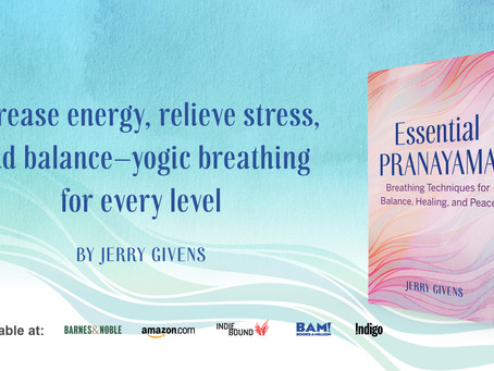 ESSENTIAL PRANAYAMA Out Now!