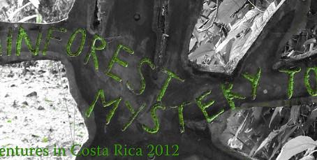 The Rainforest Mystery Tour 1-6