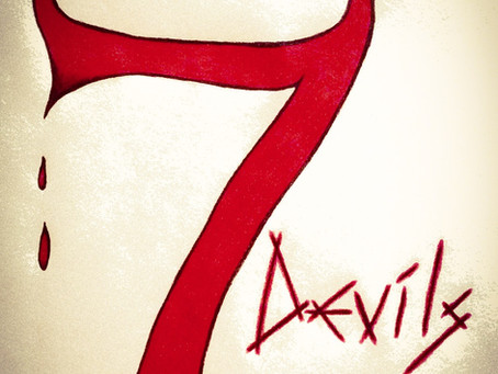 SEVEN DEVILS - Now Available in Print!