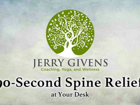 90-Second Spine Release