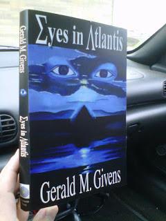 """Sneak Peek into """"Eyes in Atlantis"""""""