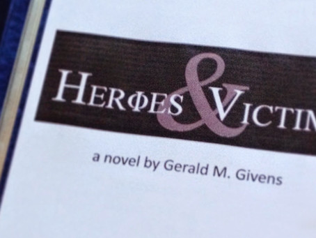 "Project Progress: ""Heroes & Victims"""
