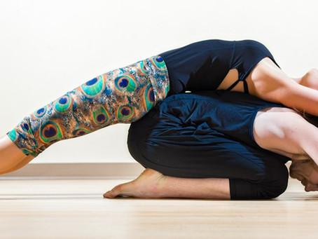2/13 - Partner Yoga Workshop in Walnut Creek, CA