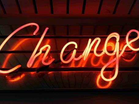 Facing Change.