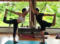 Partner Dance in Costa Rica