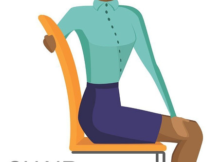 Chair Yoga at Work? Yes, Please!
