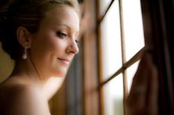 wedding+bride+at+window
