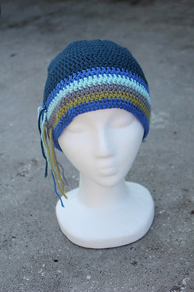 Over the River and Through the Woods Beanie