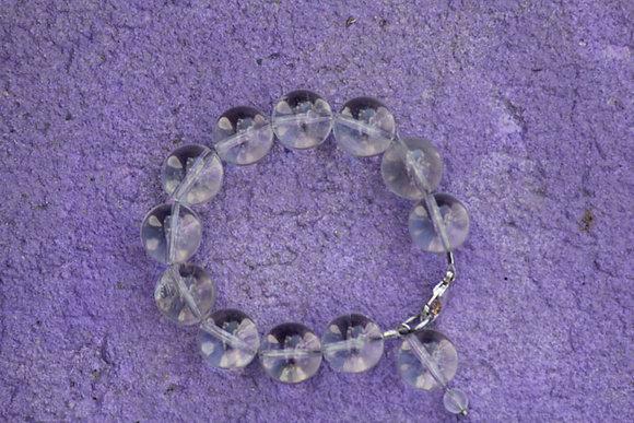 Pure Quartz Bracelet