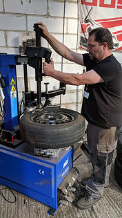 Tyres Axminster
