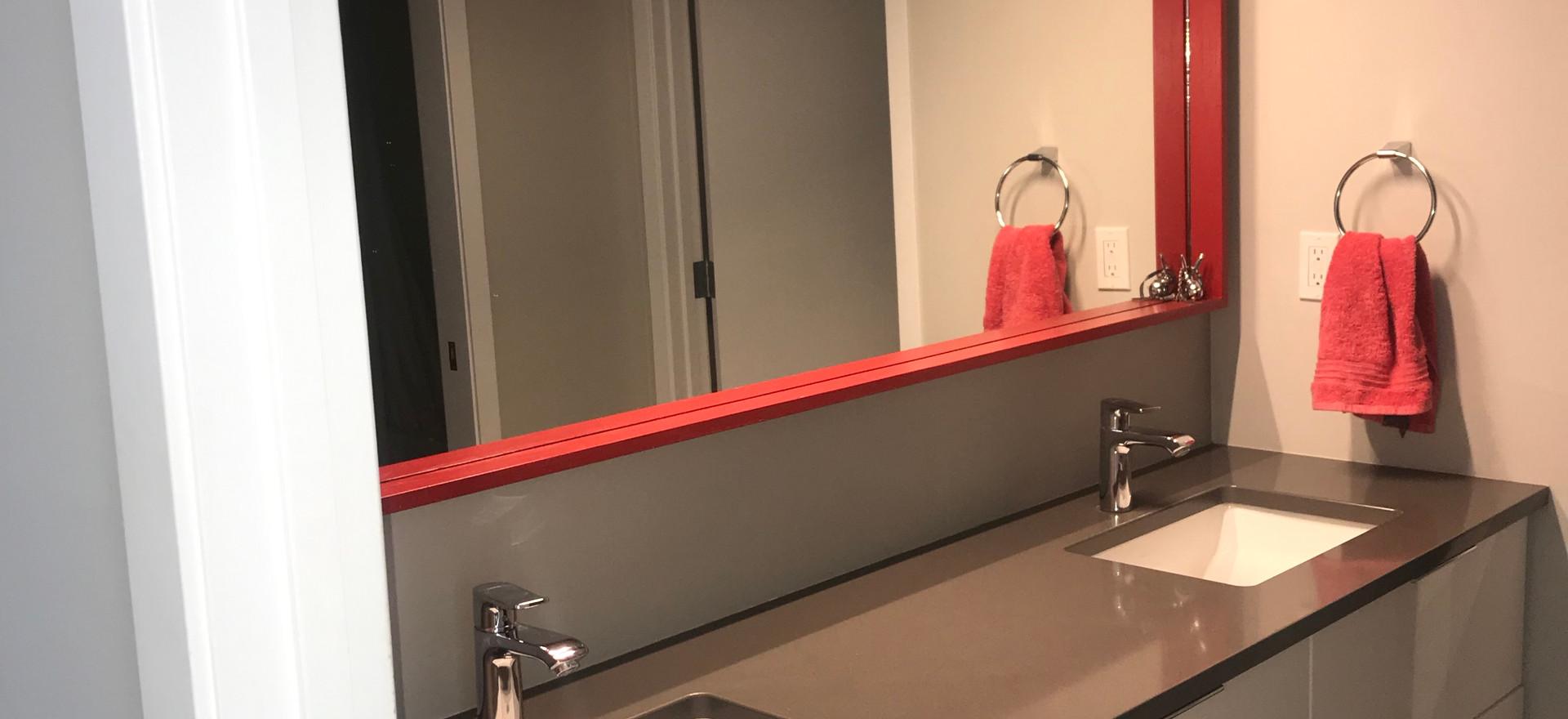 Brass Family Bathroom