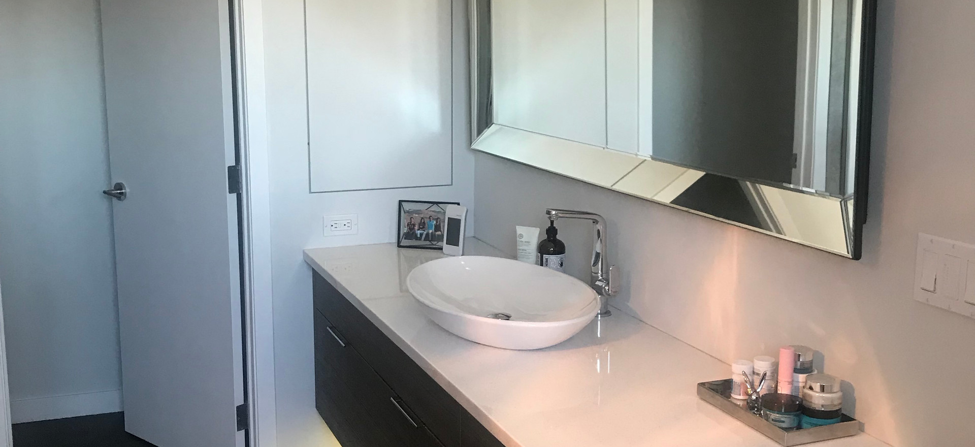 Brass Master Bathroom