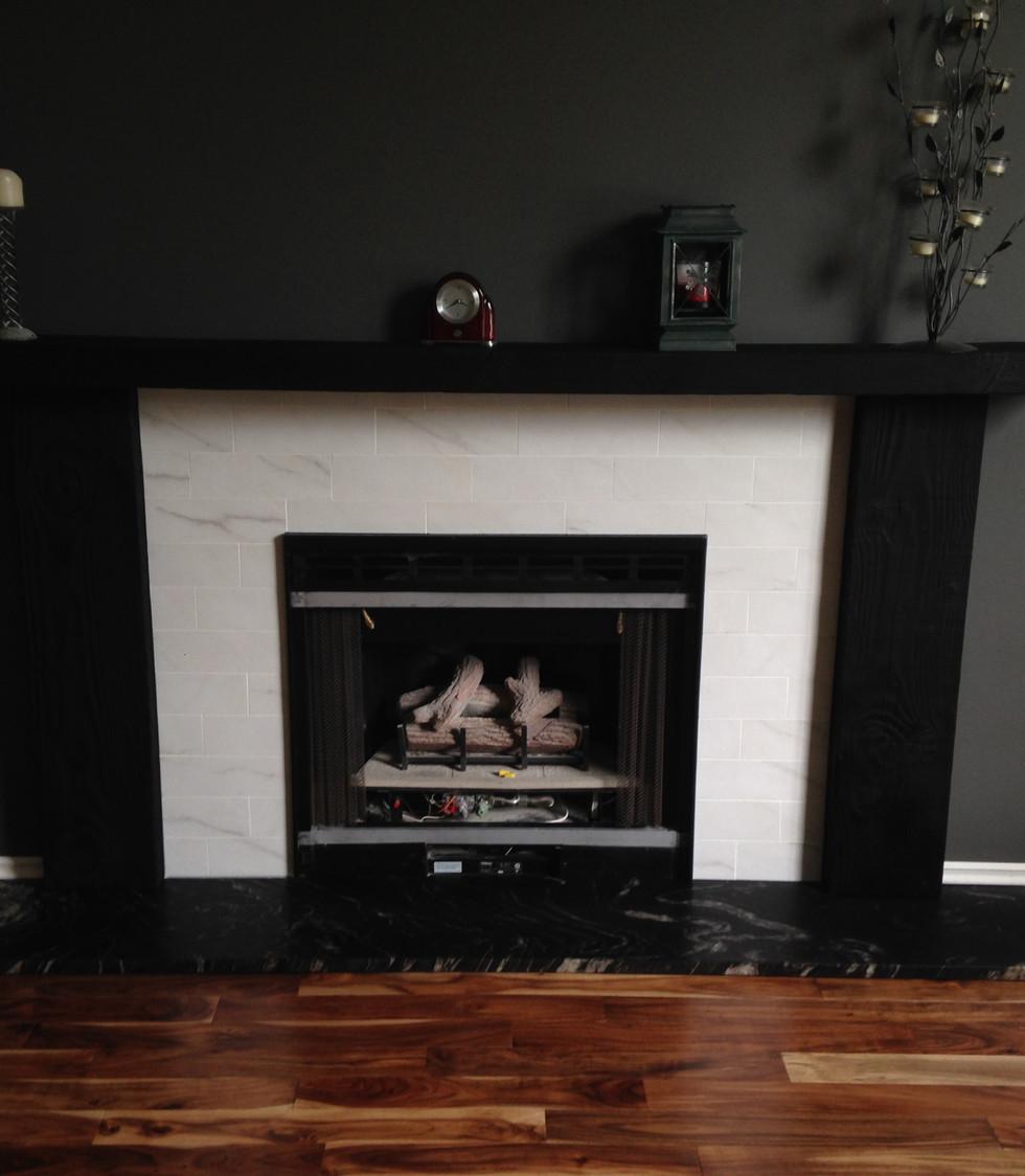Meikle Fireplace