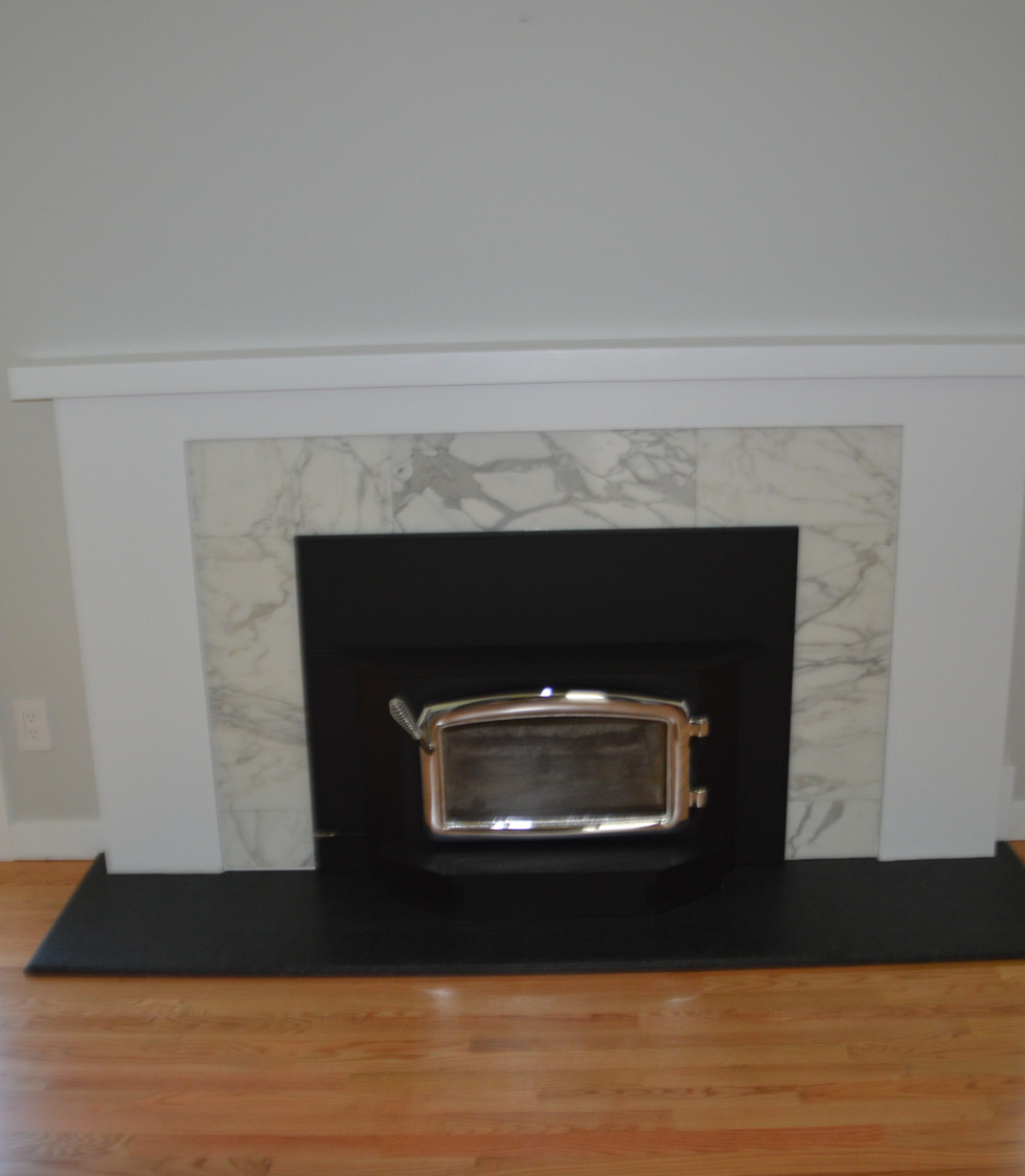 Shumborski Fireplace