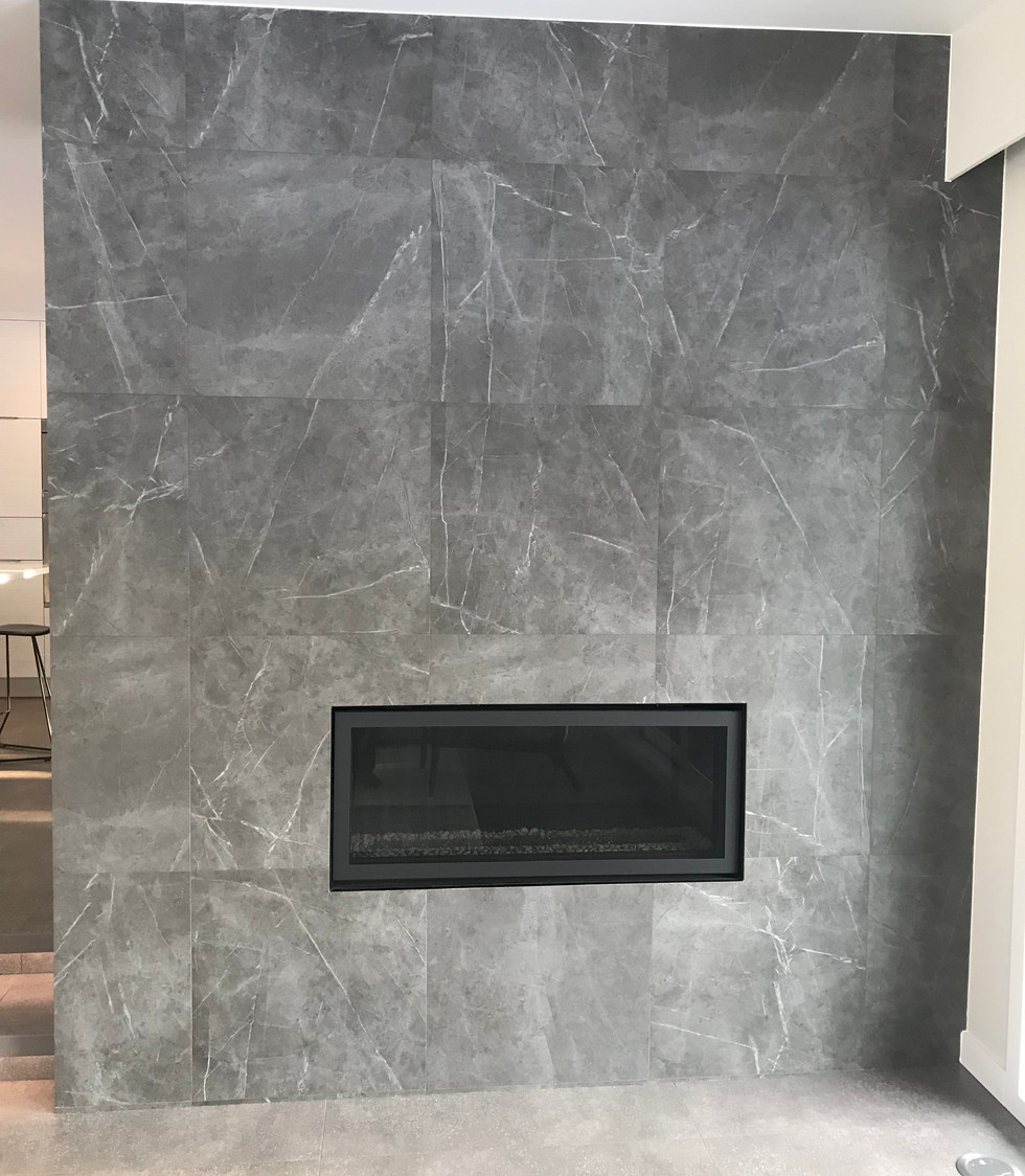Sommerville Fireplace