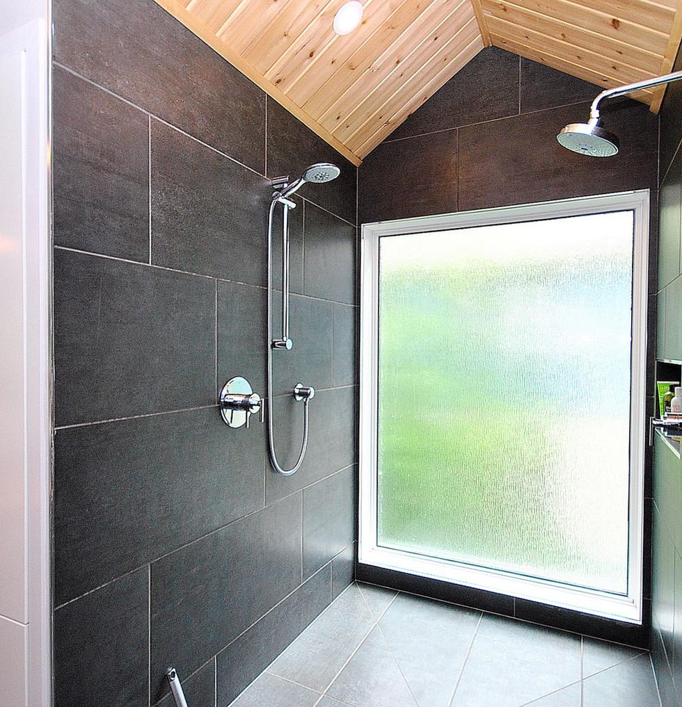 Davdison Master Bathroom Shower Detail