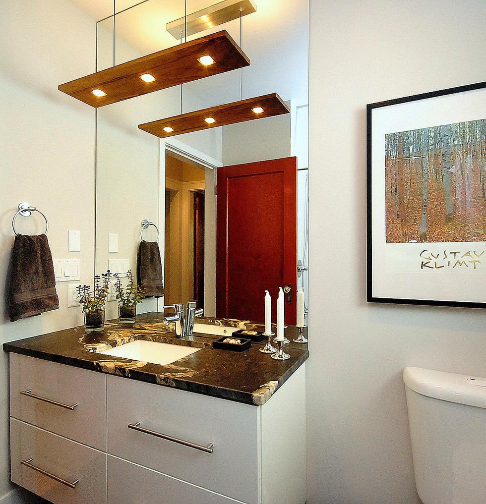 Davidson Guest Bathroom