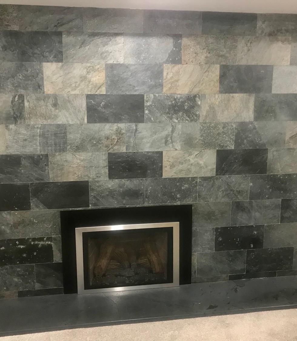 McColl Basement Fireplace