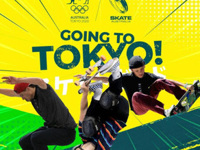 Skaters Ready to Shred at Olympic Debut