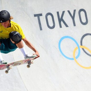 Palmer wins historic gold with surprise bag of tricks