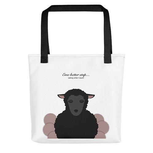 Ewe Better Stop Tote bag