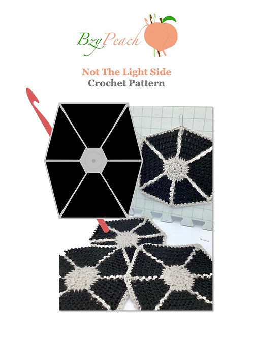 Not The Light Side Crochet Pattern