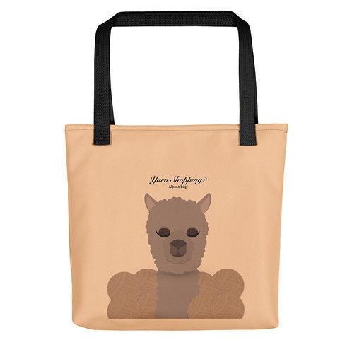 Alpaca Bag Tote bag