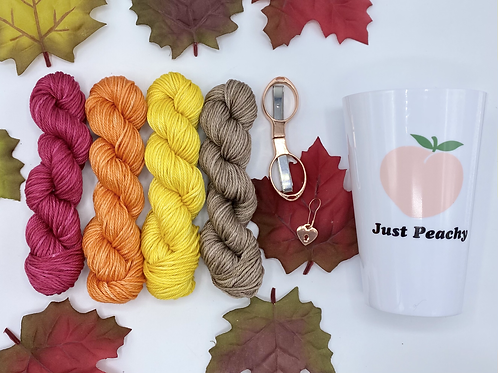 Fall Small Skeins Set