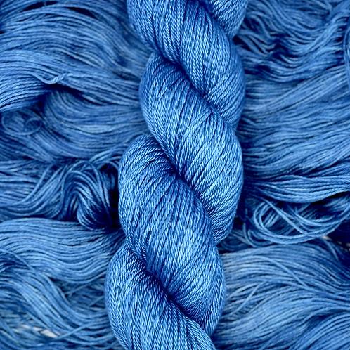 Blue Marble Fruit (Cotton & Tencel)