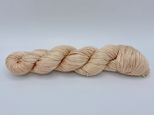 Lighter and Not Quite Dragon Eye Fruit - DK 100% Pima Cotton