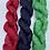 Thumbnail: Kwanzaa Colors - Set of 3 (Cotton or Tencel)