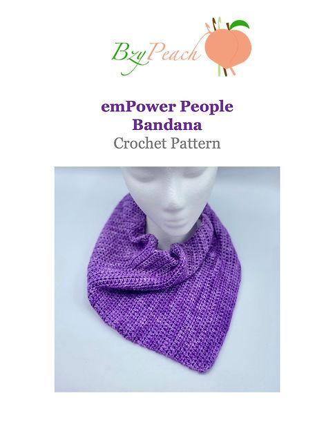 emPower People Crochet Pattern